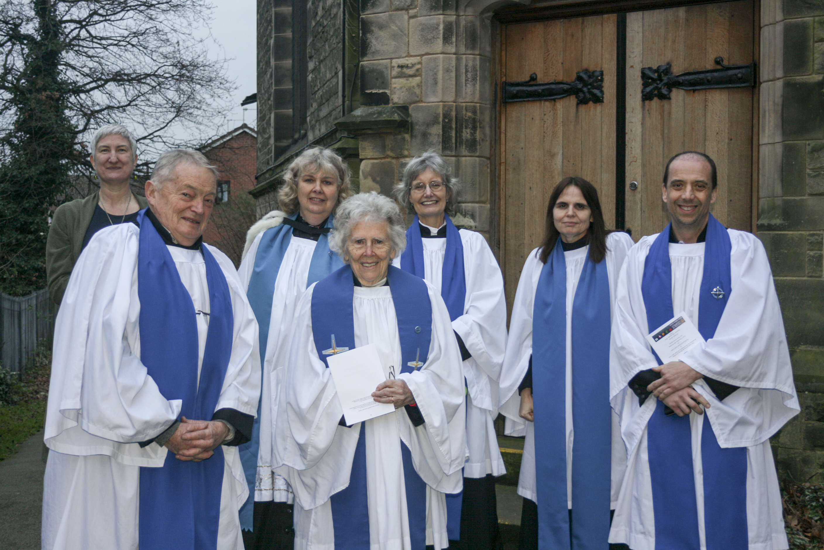 Licenced Ministry Team (LMT)